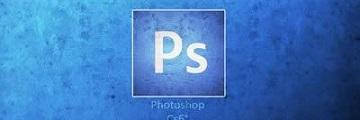 如何使用PS快速为海报制作磨砂背景效果-Photoshop教程