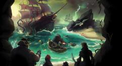 《盗贼之海》第四赛季9月23日开启 将潜入海底冒险