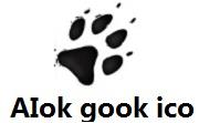 AIok gook ico段首LOGO