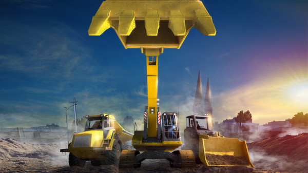 挖掘机模拟2014