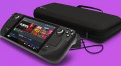 V社Steam Deck游戏掌机本周末开启预售 售价399美元起
