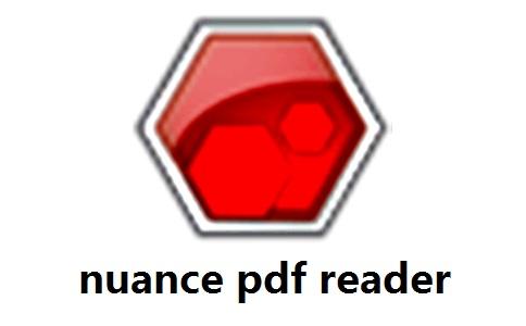 nuance pdf reader段首LOGO