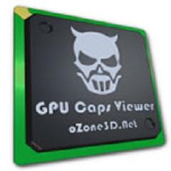 GPU Caps Viewer(显卡检测工具)1.51.0 正式版