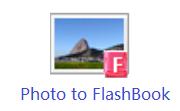 Photo to FlashBook下载
