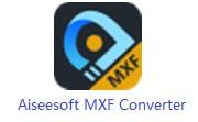 Aiseesoft MXF Converter段首LOGO