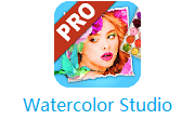 Watercolor Studio段首LOGO