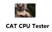 CAT CPU Tester段首LOGO