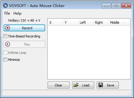 Auto Mouse Clicker截图0