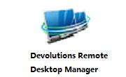 Devolutions Remote Desktop Manager下载