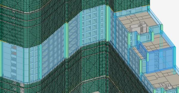 广联达BIM模板脚手架设计软件截图0