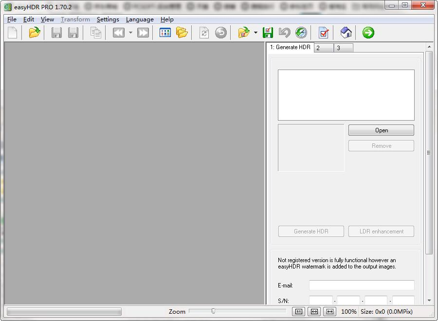 EasyHDR下载-EasyHDR最新版下载[数码照片处理]