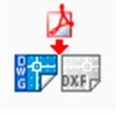 pdf转dwg(pdf转CAD)