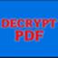 Free Decrypt PDF1.0 中文版