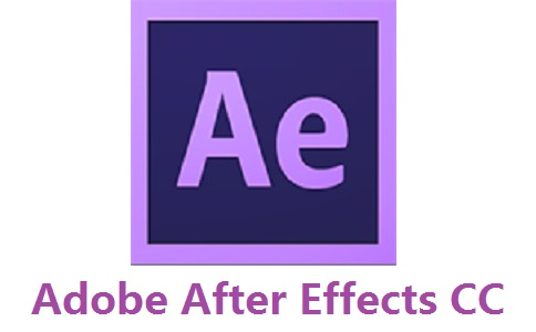 Adobe After Effects CC段首LOGO