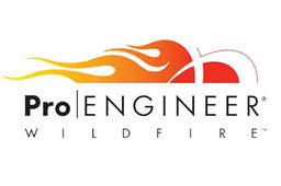 PRO/E(pro engineer)段首LOGO