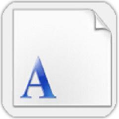 霹雳字体正式版
