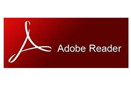 Adobe Reader XI段首LOGO