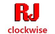clockwise段首LOGO